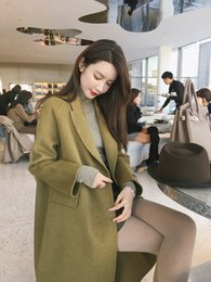 $enCountryForm.capitalKeyWord NZ - 2019 new explosion models hot temperament wool double-sided woolen coat female winter thick long section over the knee wool coat