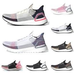 26c4788a5e8 2019 New ultra boost ultraboost 19 running shoes for men women Oreo REFRACT  True Pink mens trainer breathable sports sneakers on sale