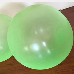 $enCountryForm.capitalKeyWord Australia - 2019 Amazing Bubble Ball Funny Toy Water-filled TPR Balloon For Kids Adult Outdoor wubble bubble ball Inflatable Toys Party Decorations C23