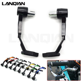 Motorbike clutch levers online shopping - CNC Universal Motorcycle Brake Clutch Levers Protector Motorbike Lever Guard For Buell Ulysses XB12X X1 XB12R XB12Scg XB12Ss XB9