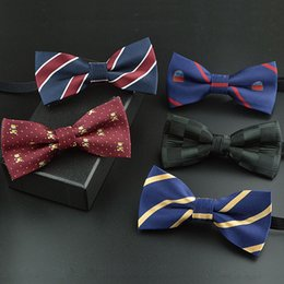$enCountryForm.capitalKeyWord Australia - Children Bow Tie Baby Boy Kid Clothing Accessories Solid Color Gentleman Shirt Neck Tie Bowknot Dot