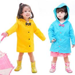 $enCountryForm.capitalKeyWord Australia - Yiwumart Cute Dinosaur Polyester Baby Raincoat Outdoor Waterproof Rain Coat Children Impermeable Poncho Boys Girls Rain Jacket