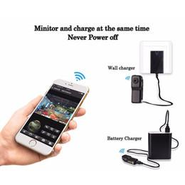 Mini Wifi 4g Australia - 4G Card+MD81s Wifi Wireless Secret Night Vision DV Camera Mini Video Camcorder Recorder