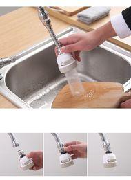 $enCountryForm.capitalKeyWord Australia - Adjustable 360 Degree 3 gears Rotating Water Saving Kitchen Sink Faucet Tap Nozzle Faucet Filter Sprayer Kitchen accessories Bathroom Shower