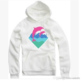 $enCountryForm.capitalKeyWord Australia - New Autumn Winter Men Fashion Clothing Pink Dolphin Hoodies Sweater For Men Hiphop Sportswear Wholesale M-4XL