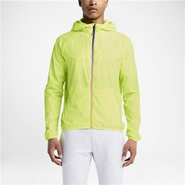$enCountryForm.capitalKeyWord Australia - Designer Wholesale Mens Womens Designer Windbreaker Spring Autumn Zipper Hoodies Fashion Sports Jackets Gym Running Coats S-3XL B100122Q
