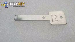 $enCountryForm.capitalKeyWord Australia - Genuine Lishi Tool Master Key HY22 Lishi 2 In 1 Tool For Hyundai Auto Key car lock repair tool