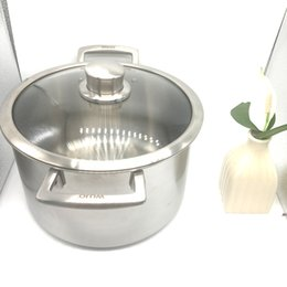 $enCountryForm.capitalKeyWord Australia - Hot sale titanium camping kitchen With glass cover best titanium camping gear factory wholesale soup pot best price best quality