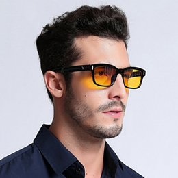 Rays game online shopping - Men sunglasses fashion blue ray computer glasses men women Screen Radiation game blue Light Goggle UV Blocking Eye Spectacles