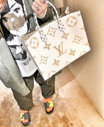 $enCountryForm.capitalKeyWord Australia - Best Selling Luxury Handbags Women Latest Design Large-capacity Single Shoulder Bag Top Brand Onthego Toron Handle Totes M44571 Size 41cm