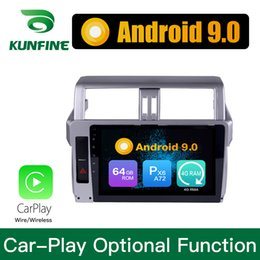 $enCountryForm.capitalKeyWord Australia - Android 9.0 Ram 4G Rom 64G PX6 Cortex A72 Car DVD GPS Multimedia Player Car Stereo Navigetion For Toyota LandCruiser Prado 2014-2017 Radio