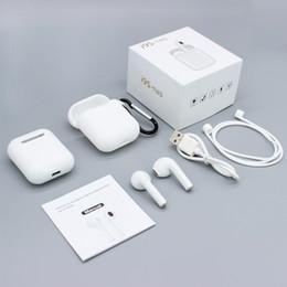 Vente en gros TWS I9S Écouteur Portable Bluetooth Casque Invisible Earbud Invisible pour IP X 8 7 Plus Pour Xiaomi Mobile Android Téléphones