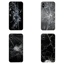 custom cellphone Canada - Custom Broken Glass For Xiaomi Redmi Mi 4 7A 9T K20 CC9 CC9e Note 7 8 9 Y3 SE Pro Prime Go Play Wholesale And Retail Cellphone Cases