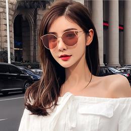 c6f8001a777 Cubojue Cat Eye Polarized Sunglasses Women Fashion Sun Glasses for Woman  Polaroid Anti Reflective Shades Female Pink Gradient