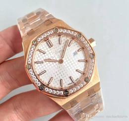 Luxury womens diamond watches online shopping - Watch Ladys MM Quartz Movement Diamonds Stainless Steel Sapphire womens watches