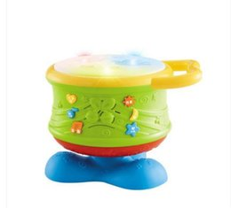 $enCountryForm.capitalKeyWord Australia - Baby hand beat drum children music beat drum baby early education toys puzzle music toys parent-child games