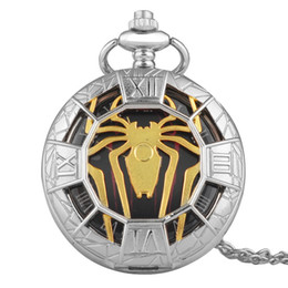 $enCountryForm.capitalKeyWord UK - Awesome 3D Wolves Scuplture Pocket Watch Slim Necklace Exquisite Animal Theme Clock Unique Children Family Birthdays Gifts Saat