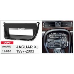 Radio fascias online shopping - CARAV Car Radio Fascia Panel for XJ Stereo Fascia Dash CD Trim Installation Kit