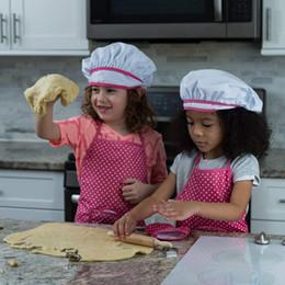 Kids Playing Kitchen Sets Australia - Kids Funny Kitchen Role Play Costume Set Kitchen Pretend Play Cooking Toy Set New Fashion Kitchen Toy Set