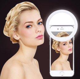 $enCountryForm.capitalKeyWord UK - New Arrive USB Charge Selfie Portable Flash Led Camera Phone Photography Ring Light Enhancing Photography for Phone Smartphone