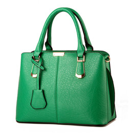 office lady handbags Australia - MONNET CAUTHY Bags Woman Concise Leisure Fashion Elegant Office Ladies Handbag Solid Color Pink Sky Blue Green Wine Red Tote