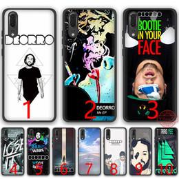 $enCountryForm.capitalKeyWord Australia - Deorro Erick Orrosquieta Soft Silicone Black TPU Phone Case for Huawei P8 P9 P10 P20 Lite Pro P Smart Cover