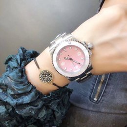 $enCountryForm.capitalKeyWord Australia - New luxury popular logo joint ladies watch pink piglet watch noble atmosphere automatic mechanical movement 40x12mm