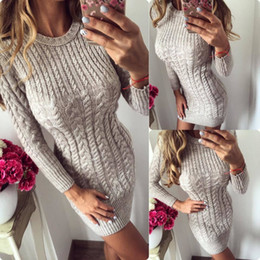 7c384ffb9ef27 White Bodycon Sweater Dress Canada | Best Selling White Bodycon ...