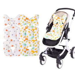umbrella plus Australia - Baby Stroller Breathable Cotton Cushion The Umbrella Cart Seat Cushion Baby Dining Chair Plus Padded Mat Liner Cover Protector