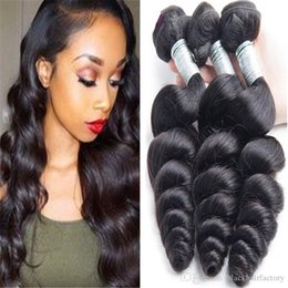 best curly bundle hair Canada - grade 8a Cambodian human hair bouncy curly hair Unprocessed Human Hair Bundles Best Weave