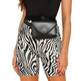 $enCountryForm.capitalKeyWord Australia - Women Casual High Elastic Waist Tight Fitness Slim Skinny Dancing Shorts Zebra-stripe Print Exercise Shorts For Female Girls