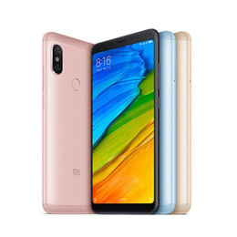 "redmi 4g mobile NZ - Original XIAOMI Redmi Note 5 5.99"" Full Screen Octa Core Mobile Phone 4G RAM 64G ROM Dual SIM Snapdragon 636 Free Shipping"