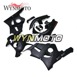 Motor Bicycles Australia - Hot Sale Matte Black Covers for Honda CBR400RR NC29 90 91 92 93 94 95 96 97 98 99 ABS Plastic Injection Cowlings Motor Bicycle Bodywork