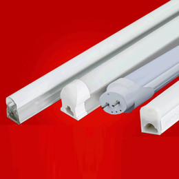 tube lights wholesale NZ - high brightness integrated 4w 9w 14w 16w 18w t5 t8 led tube light warm nature white