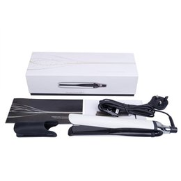 $enCountryForm.capitalKeyWord Australia - Platinum Professional Performance Styler Ceramic Flat Iron for Hair Classic gold Hair Straighteners Hair Curler DHL