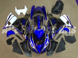 blue fairing zx14r Australia - New Injection Mold ABS motorcycle Fairing kit Fit For Kawasaki Ninja ZX-14R 2006 2007 2008 2009 2010 2011 ZX14R 06-11 set custom black blue