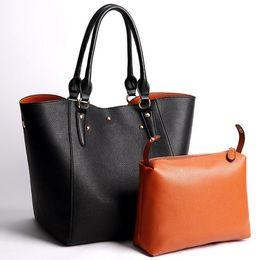 $enCountryForm.capitalKeyWord Australia - 2019 New Women Fashion Briefcase Shoulder Bags Stylish Female Crossbody Bag Designer Lady Handbag Composite Hand Bag Women's Totes