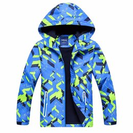 clothes for years old Australia - Waterproof Index 5000mm Brand Children Outerwear Warm Child Coat Kids Clothes Windproof Boys Jackets For 3-12 Years Old