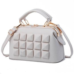 $enCountryForm.capitalKeyWord Australia - 1Women Handbag Leather Women Bag Shoulder Bag Crossbody Handbag Women's Small Box Design Ladies Elegant Fashion Litchi Pattern