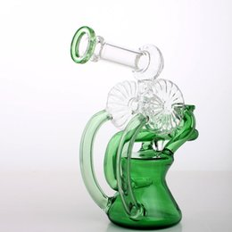 High Grade Water Pipes UK - AS19 hotselling water design high grade glass water bong,Heady Water Pipes Bongs,Oil Rigs Bubbler Smoking Pipe Thick 2019