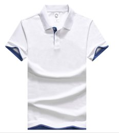 $enCountryForm.capitalKeyWord Australia - Fashion Cotton Custom Polo Shirt Slim Fit Polo for male sex doll