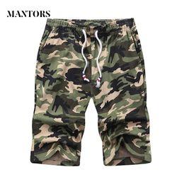 $enCountryForm.capitalKeyWord Australia - 2019 New Men Camouflage Shorts Casual Male Hot Sale Military Cargo Shorts Knee Length Mens Summer Short Pants Pantalon Homme SH19062701