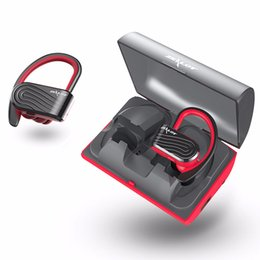 Battery wireless microphone online shopping - ZEALOT H10 Waterproof TWS Wireless headphones Stereo Bluetooth Earphone Sports Headset With Microphone mAh Backup Battery Box