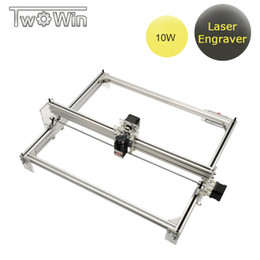 $enCountryForm.capitalKeyWord Australia - 40*50 cm DIY Laser Engraving Machine Desktop Wood Router Cutter Printer  CNC Laser Machine + Offline Controller,free shipping