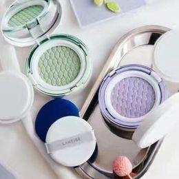 $enCountryForm.capitalKeyWord Australia - in stock! Korea Cosmetic Laneige Skin Veil Base Air Cushion BB Concealer Light Green Purple Color