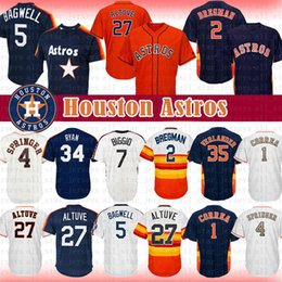 f32c665f2 2 Alex Bregman 27 Jose Altuve Houston jersey Astros 35 Justin Verlande 4  George Springer 1 Carlos Correa 5 Jeff Bagwell 7 Craig Biggio Ryan