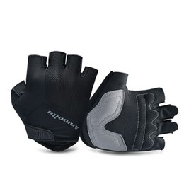 $enCountryForm.capitalKeyWord Australia - Mens Women's Summer Sports Shockproof Cycling Gloves Half Finger Bike Gloves GEL Anti Slip MTB Bicycle Guantes Ciclismo