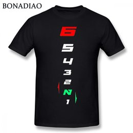 $enCountryForm.capitalKeyWord Australia - Shift Gear 1N23456 Moto T shirt Round Neck Tees Hot sale New Arrivla Plus size Top design