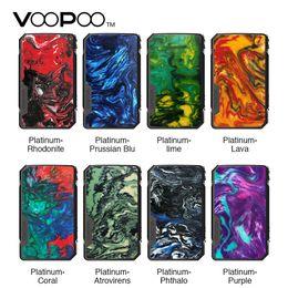 $enCountryForm.capitalKeyWord NZ - Authentics VOOPOO Drag Mini Platinum Edition 117W BOX MOD 4400mAh for VOOPOO Drag Mini Platinum Edition Kit GENE chip vape