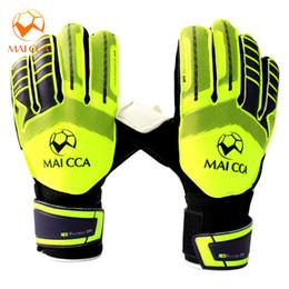 Games For Soccer NZ - Hot Sports Gloves for Children  Adult Soccer Football Training Goalkeeper Gloves Team Game Protect Finger Goalie Gloves Boys